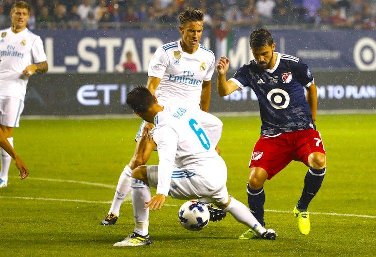 """Villa: """"Mi primer 'hat trick' en la MLS es importante por los tres puntos"""""""