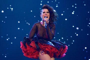 """""""Paulina Rubio me voló a Eric Rubín y entonces le canté """"Hey Güera"""", a lo que ella respondió con Mío"""", aseguró Alejandra Guzmán. (VERSUS WORLD TOUR)"""