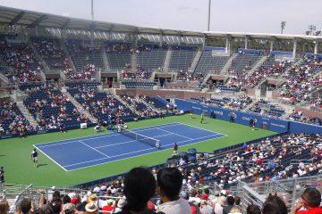 El Grandstand se ha convertido en el court favorito de fans y jugadores.