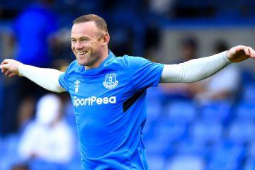 Everton's Wayne Rooney . (Londres) EFE/EPA/WILL