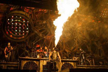 """Los rumores se dispararon después de que el guitarrista de Rammstein, Richard Kruspe, dijese en una entrevista que la banda estaba trabajando en """"unas 28 nuevas ideas"""" que eran más borradores que canciones cerradas. (Dreamstime)"""