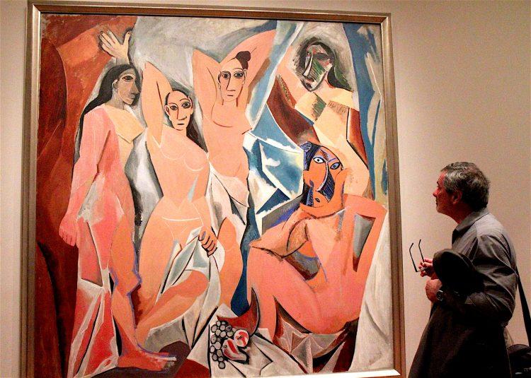 Las obras proceden de algunos de los museos más prestigiosos del mundo, entre ellos el Museo Thyssen-Bornemisza de Madrid, la Fundación Museo Picasso de Barcelona, el MoMa, el Metropolitan o el Guggenheim de Nueva York, y también del Centro Pompidou o el Museo Picasso de París. (Dreamstime)