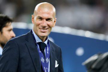"""Por encima de la buena línea que muestra el Borussia Dortmund, líder en la Bundesliga, y lo que pueda plantear al Real Madrid, Zidane aseguró que lo que le preocupa """"es intentar jugar bien y hacer buen fútbol"""", ya que argumentó que """"como consecuencia tiene crea ocasiones de gol"""" y está convencido de que sus jugadores van a mejorar la definición. (Dreamstime)"""