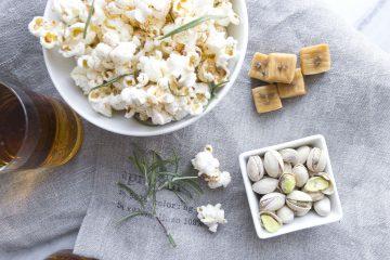 Deliciosos bocaditos cero grasa y muy saludables (Cortesía Wonderful Pistachios)