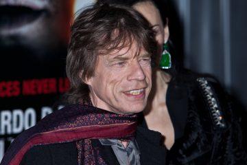 """En diciembre de 2016, nació el octavo hijo del cantante, Deveraux Octavian Basil Jagger, de su relación con la bailarina estadounidense Melanie Hamrick, que entonces tenía 29 años, aunque ahora está """"soltero"""", según los medios británicos. (Dreamstime)"""