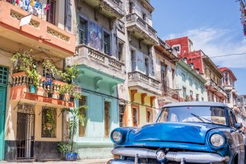 Se trata de una escultura en bronce de 5,6 metros y 3 toneladas de peso que fue un regalo del pueblo de Cuba al de Estados Unidos, como símbolo de amistad entre ambas naciones, decidido por el Gobierno de la República nacida a principios del pasado siglo en el país caribeño. (Dreamstime)