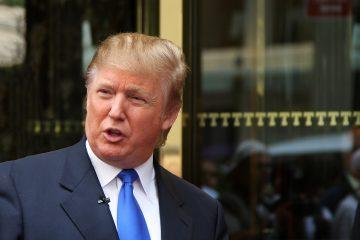 """Trump precisó que """"probablemente"""" se reunirá en Puerto Rico con el gobernador de las Islas Vírgenes, Kenneth Mapp, dada la dificultad de viajar a ese territorio estadounidense que también resultó muy afectado por el paso del huracán María. (Dreamstime)"""