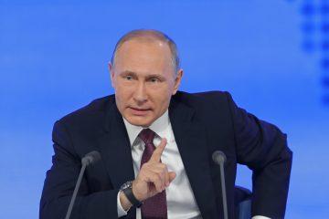 """Al recibir a su homólogo alemán, Putin expresó su confianza en que la reunión sirva como """"impulso"""" para mejorar las relaciones bilaterales, según informan medios locales. (Dreamstime)"""