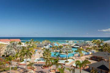 Paradisiaco. Así se puede definir el St. Kitts Marriot Resort. (cortesía Marriott)