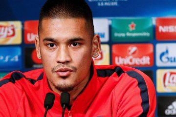 El portero del París Saint-Germain Alphonse Areola. (EFE)