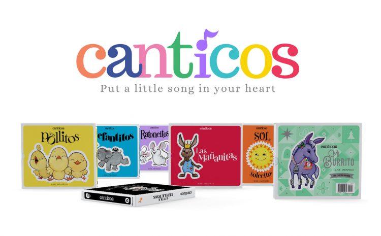 Los contenidos de corta duración de Canticos estarán disponiblesen las plataformas digitales de Nickelodeon para niños en edad preescolar.
