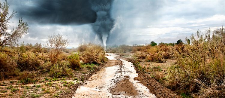 Un temporada normal en el Atlántico, que comienza el 1 de junio y termina el 30 de noviembre, presenta una actividad promedio de entre 11 y 12 tormentas tropicales y 5 huracanes. (Dreamstime)