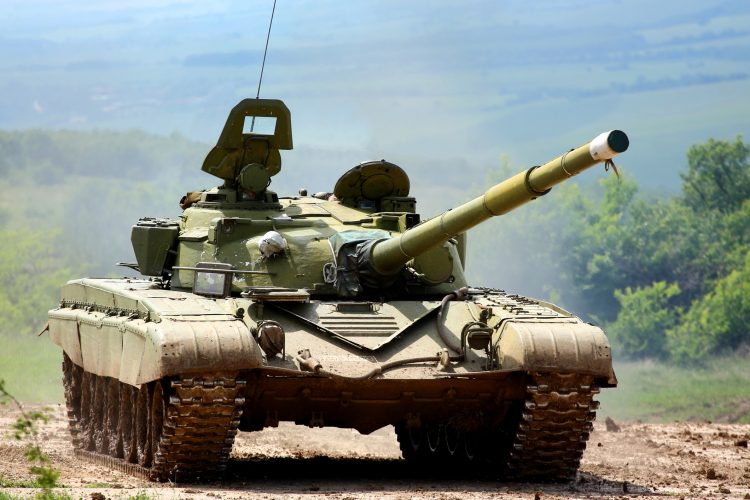 Las especulaciones sobre el movimiento de esos tanques abarcan desde entrenamientos militares ordinarios como un posible movimiento por parte de Chiwenga y sus aliados. (Dreamstime)