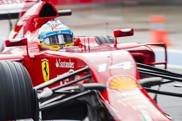 Fernando Alonso completó su primera prueba en el Ligier JS P217 de United Autosports antes de su debut en las 24 Horas de Daytona los próximos 27 y 28 de enero de 2018. (Dreamstime)