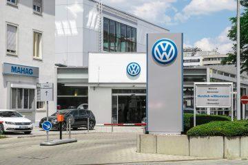 """El consejero delegado de la marca VW, Herbert Diess, dijo que """"el paquete de inversiones adoptado impulsará de forma decisiva la mayor ofensiva de producto y tecnología en la historia de la marca"""". (Dreamstime)"""