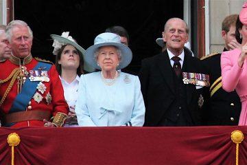 Con motivo de este acontecimiento, el palacio de Buckingham, residencia de la familia real, divulgó hoy tres instantáneas de la pareja, tomadas por el fotógrafo Matt Holyoak a principios de este mes de noviembre en la sala blanca del castillo de Windsor. (Dreamstime)