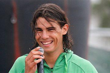 """""""Lo que tienen que hacer es trabajar para buscar la solución, encontrar lo mejor de cada jugador y que el equipo vuelva a funcionar"""", comentó Nadal, que fue preguntado por las posibilidades del Real Madrid de ganar la Liga. (Dreamstime)"""