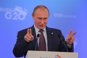 """""""Voy a presentar mi candidatura al puesto de presidente de la Federación Rusa"""", afirmó Putin en un mitin-concierto por el aniversario de una fábrica de coches en la ciudad de Nizhni Novgorod. (Dreamstime)"""