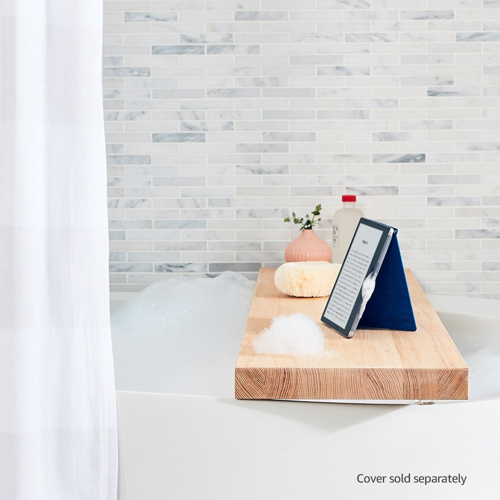 kindle-oasis5 Conoce el nuevo Kindle Oasis, el primero resistente al agua