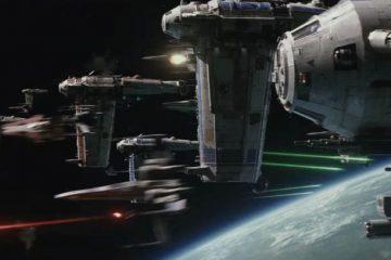 Con un reparto encabezado por Daisy Ridley, John Boyega, Mark Hamill y Carrie Fisher, esta película continúa la historia de los Skywalker, con los nuevos personajes Rey y Finn uniendo fuerzas con Luke y Leia en una nueva aventura que desenterrará revelaciones del pasado.