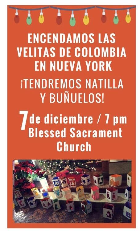 velas Enciende la luz de la navidad con el Consulado de Colombia en Nueva York