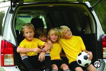 Compartir el carro o carpooling ahorra tiempo, dinero y protege el medio ambiente; es más, ayuda a que ir a la escuela sea más divertido. (naps)