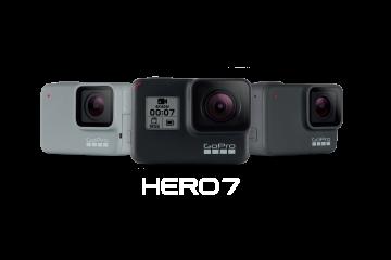 $ 399 Flagship GoPro también cuenta con Live Streaming, TimeWarp Video, SuperPhoto, audio mejorado y detección de rostros, sonrisas y escenas.