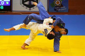 Yuri Alvear, decimoquinta judoca del mundo en su peso, había quedado eximida de disputar la primer ronda y en la segunda no tuvo dificultades para superar a la camerunesa Ayuk Otay por ippon a 2:52 del final. (Dreamstime)