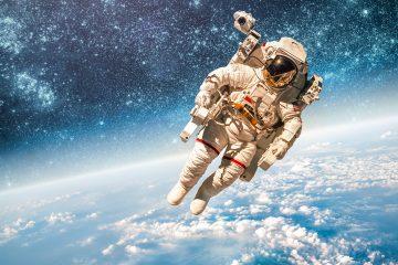 """Parmitano contó hoy, en una rueda de prensa en un observatorio de la Agencia Espacial Europea (ESA) en Frascati, a las afueras de Roma, que su segunda misión en la ISS se llamará """"Beyond"""" (Más allá). (Dreamstime)"""