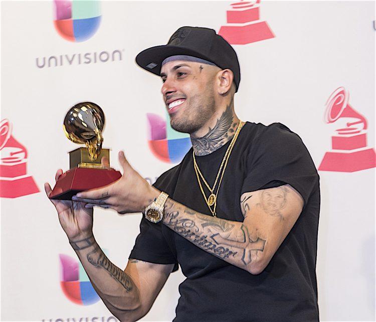 """Bajo el título """"Amplify: 100% LatinX"""", Spotify ha reclutado a artistas como Nicky Jam, Kali Uchis o Francisca Valenzuela para que """"creen sus propias listas que subrayen la música que más les inspira y empodera como artistas latinos"""". (Dreamstime)"""