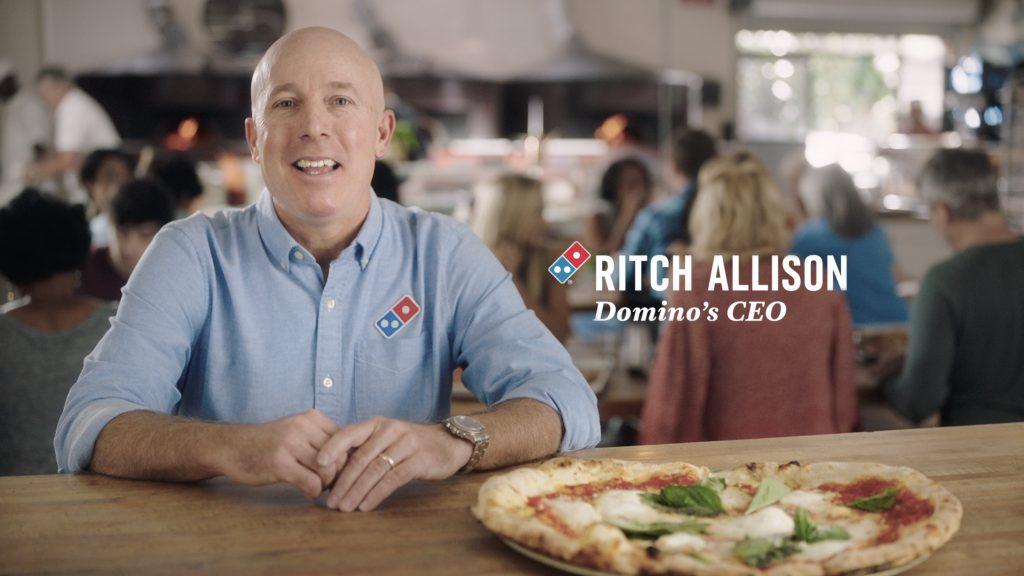 Points_for_Pies_Ritch_CEO-1024x576 Domino's te recompensa por TODAS las pizzas que comas
