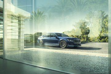 El nuevo BMW Alpina B7 hace de 0 a 60 mph en 3.5 segundos. Eso supera el tiempo de la Serie 7 con motor V12 de 3.6 segundos, y alcanzará una velocidad máxima de 205 mph.