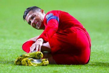 Juventus espera recuperar completamente a Cristiano
