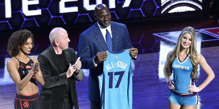 El ganador de seis anillos de campeón de la NBA con los Bulls de Chicago Michael Jordan