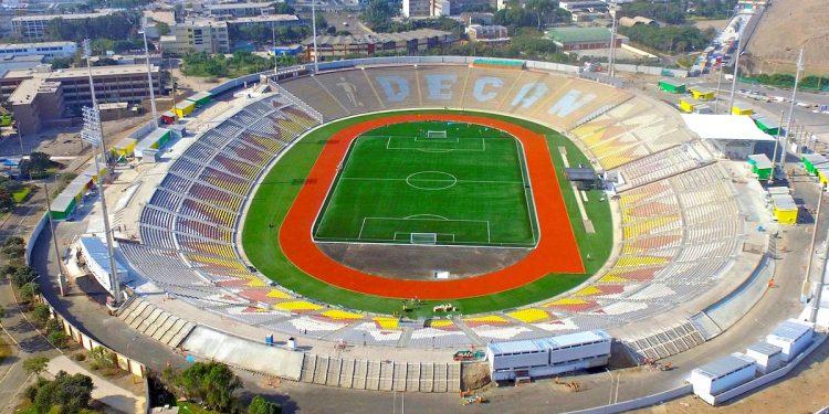 El estadio de la Universidad Nacional Mayor de San Marcos, la más antigua de América, se convirtió en el segundo escenario deportivo en quedar listo para los Juegos Panamericanos y Parapanamericanos que se disputarán en Lima desde el 26 de julio próximo. EFE