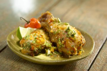 Spicy CilantroChixWings