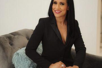 Raquel Ureña, escritora, productora de televisión y directora de NYC Latin Media.