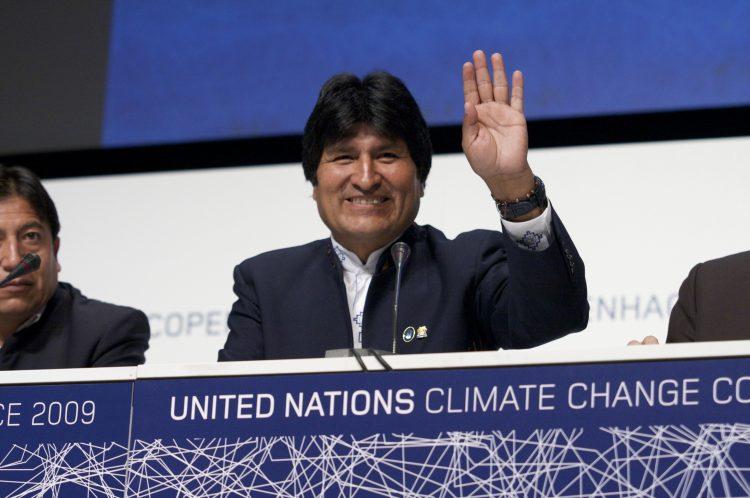 En la conmemoración de este año, el presidente Morales aseveró que la reivindicación sigue firme 140 años después, sin que la sentencia adversa de la corte de La Haya sea un impedimento. (Dreamstime)
