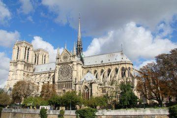 La catedral fue alterada sustancialmente a finales del siglo XVII, durante el reinado de Luis XIV.