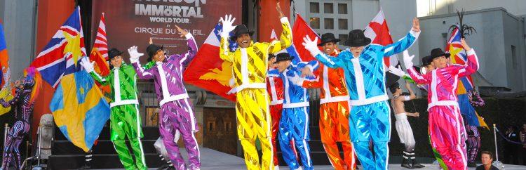 El responsable de Cirque du Soleil aseguró que la productora es conocida por su capacidad de desarrollar en profundidad contenido de calidad. (Dreamstime)