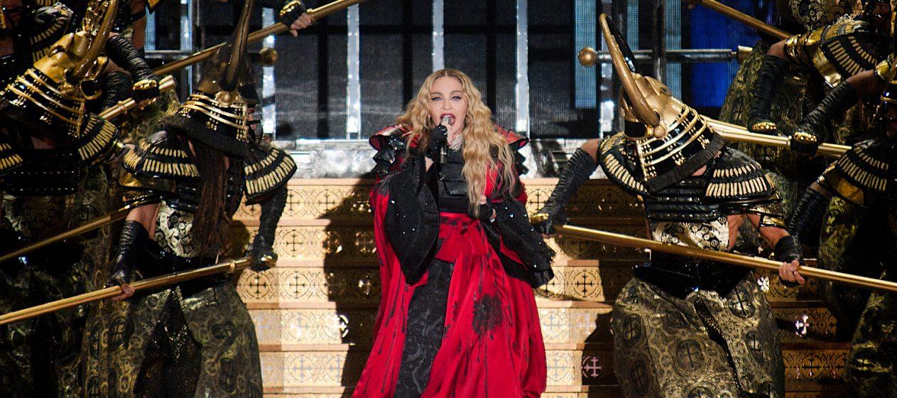 """No ha trascendido cuál será el repertorio que interprete """"la ambición rubia"""", que llegó a esta ciudad israelí donde se celebra la sexagésima edición de Eurovisión en la noche del martes, acompañada de más de cien personas, incluidas coristas, bailarines y decenas de profesionales. (Dreamstime)"""