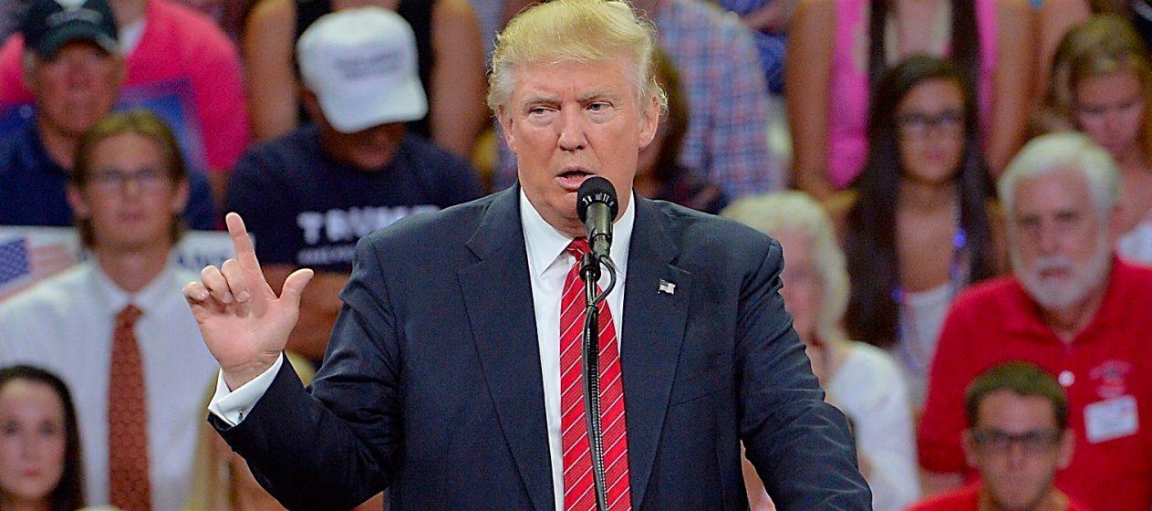 Donald Trump. (Dreamstime)