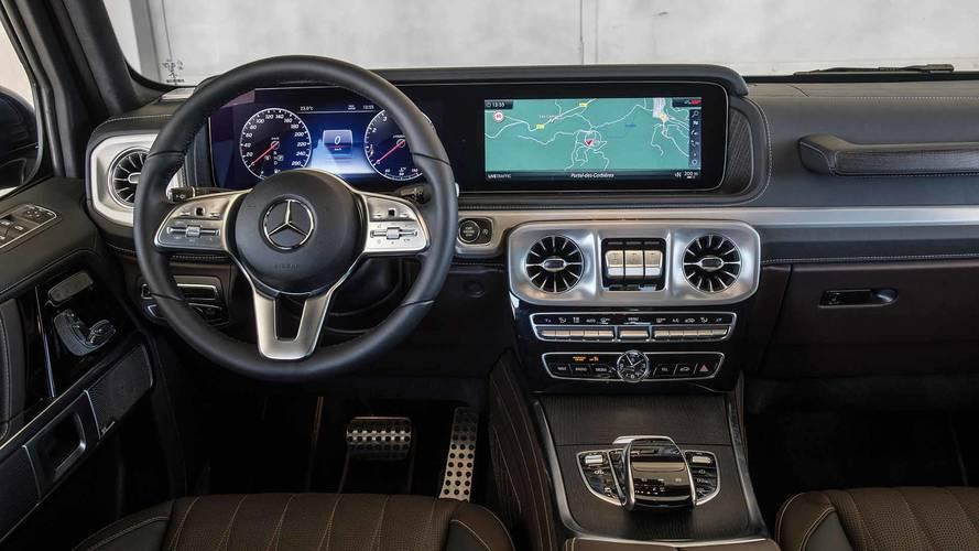 2019-mercedes-benz-g550-1 Mercedes Benz G550 del 2019, un verdadero todo terreno