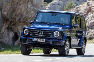 Mercedes Benz G550.