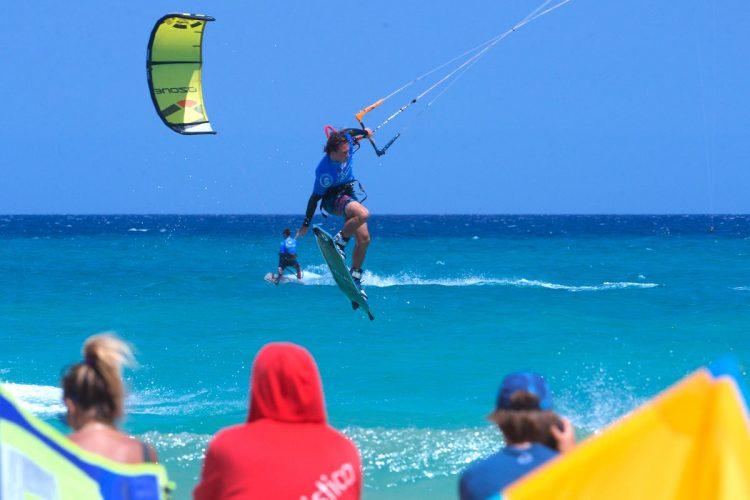 Disfrutando de la Playa. EFE