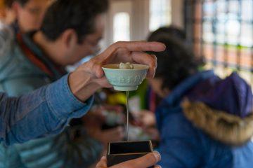 Otra bodega japonesa, Nekka Llc, se llevó el Gran CINVE en la categoría de Shochú, licor de arroz nipón. (Dreamstime)