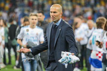 """También elogio el momento de Karim Benzema, al que ve """"un jugador más responsable y maduro"""" y es gracias a eso por """"lo que marca la diferencia"""", y señaló el camino a sus jugadores, apelando a la máxima entrega para hacer una buena Liga de Campeones. (Dreamstime)"""