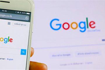 Google (Dreamstime)