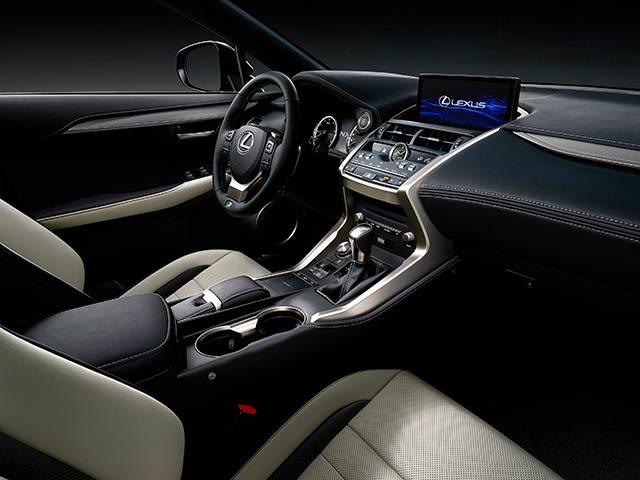 2019-Lexus-NX-FrontRowSeats Lexus NX 300 F Sport del 2019, un SUV fiable y divertido para conducir