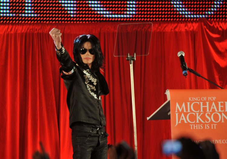 Michael Jackson (Dreamstime)